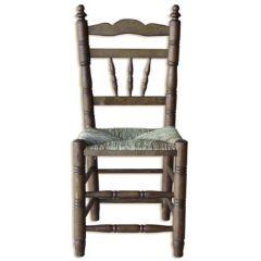 silla rustica catalana