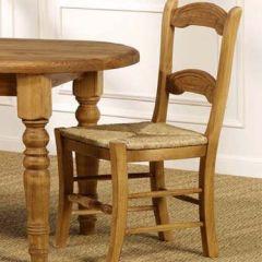 silla rustica rondeña